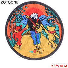 <b>ZOTOONE</b> 1Ps <b>UFO</b> Astral Planet Parches Embroidered Iron On ...