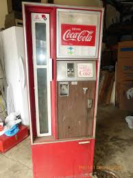Coke Vending Machine Ebay Extraordinary Vintage Coke Vending Machine