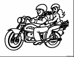 Small Picture amazing printable motorcycle coloring pages with print out