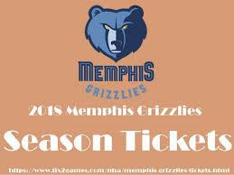Memphis Grizzlies Tickets Discount