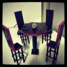 Fashion Doll Furniture for Barbie Monster High Fashion Royalty