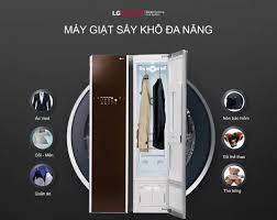 Máy Giặt Hấp Sấy LG Styler S5MB - Korea - Cơ Khí Xây Dựng Trương Đức Anh