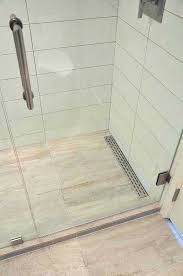 linear drain shower pan tile shower floor drain linear shower floor drain tile shower floor not