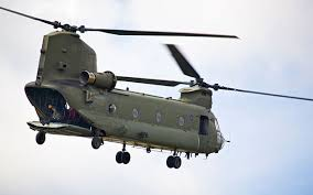 file photo chinook hc2 helicopter