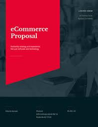 Best Web Design In Reidsville Ecommerce Proposal Template Visme