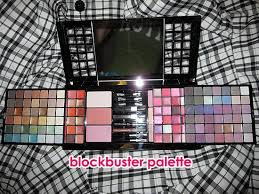 sephora collection blockbuster palette