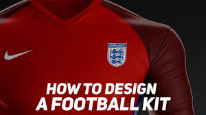 How To Design Football Jersey How To Design A Football Kit Bazdzn