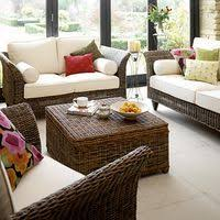 furniture for sunrooms. cotswold company linen and rattan sunroom furniture live the ottoman for sunrooms