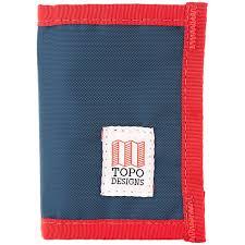 Topo Designs Bi Fold Wallet Evo
