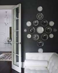 lovely plate wall by australian interior designer greg natale a nice patter