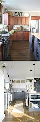 Ceiling Kitchen 17 Best Ideas About Cabinets To Ceiling On Pinterest White