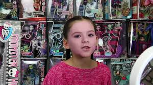 american monster high elissabat doll makeup tutorial for or cosplay kittiesmama