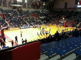 The Palestra Seating Chart Palestra Section 206 Row 14 Home Of Penn Quakers