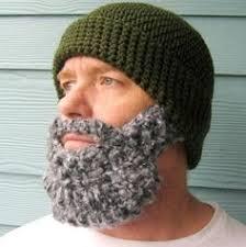 Beard Hat Crochet Pattern Beauteous Free Crochet Bearded Beanie Hat Pattern The Santa Beard Beanie