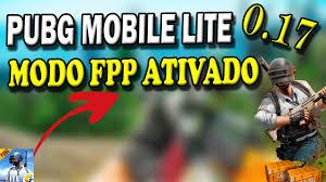 FPP E MIRA RÁPIDA no PUBG MOBILE LITE ...