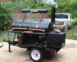 build a reverse flow bbq smoker