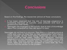 pregnancy essay conclusion teenage pregnancy essay conclusion