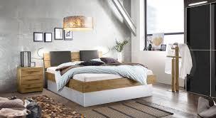 Komplett Schlafzimmer Mit Stauraumbett Aus Wildeiche Boa Vista