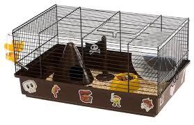 Клетка для грызунов <b>Ferplast</b> Criceti 9 Pirates 46х29.5х23 см ...