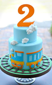 Best 25 Train Cakes Ideas On Pinterest Thomas Train Birthday With