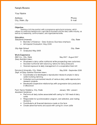 9 Resume References Example Prefix Chart