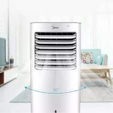 Quạt hơi nước - Quạt làm mát - Quạt không khí làm mát - Quạt điều hòa Midea  AC120-