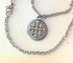jerum cross necklace men crusader