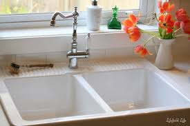 ikea farmhouse sink single bowl. Loving My IKEA DOMSJ Sink With Ikea Farmhouse Single Bowl