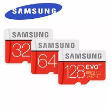 Readystock】 + Miễn Phí + CODChi Tiết Giới Thiệu Thẻ Nhớ Samsung Thẻ Micro  SD EVO Plus 32/64G 128GB UHS-1 SDXC Bộ Nhớ TF C10