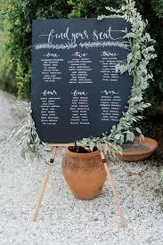 Blackboard Seating Chart Chalkboard Wedding Seating Chart Elizabeth Anne Designs