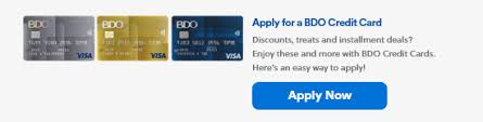 Fraud transaction insurance is on a per credit card enrollment basis. Extra 5 Off At The Sm 3 Day Sale Bdo Unibank Inc