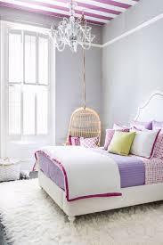Bedroom ideas for girls Cute Teenage Striped Ceiling In Girls Room The Spruce Bedroom Ideas For Little Girls