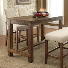 distressed wood dining table hill transitional counter height solid wood dining table round distressed wood dining