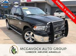 Used 2015 Ram 1500 For Sale Lubbock TX | Midland | S452