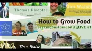 SSL #1 - Grow Your Own Food - Sustainable Inspiration from Japan