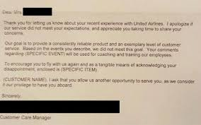 Complaint Letter Sample Lost Luggage Free Resume Samples