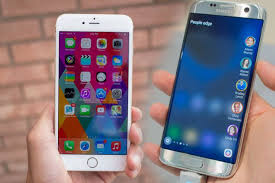 samsung galaxy s7 edge plus. samsung galaxy s7 edge vs iphone 6s plus, mana yang lebih responsif? plus