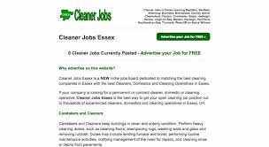 Cleaning Company Jobs Cleaner Jobs Essex Sideprojectors