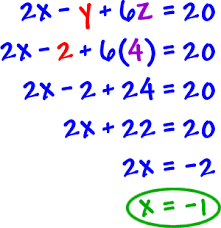 systems of equations x s cool math algebra help lessons solving by elimination 3x3 s