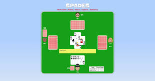 spades play it