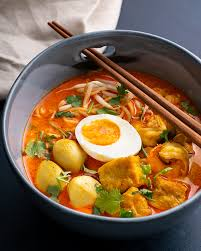 Easy Curry Laksa – Marion's Kitchen