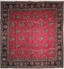 square rugs 7x7 square authentic handmade red rug
