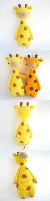 Crochet Giraffe Pattern Delectable Adorable Crochet Giraffe Patterns The Cutest Ideas The WHOot