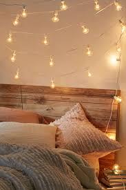 dorm lighting ideas. Faceted Bulb String Lights Dorm Lighting Ideas