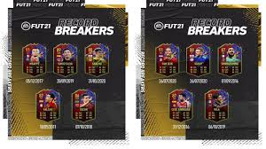 Packed toty messi untradeable last year, was the best fifa thing ever. Fifa 21 Record Breakers Are They Worth It Earlygame