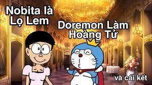 Lọ Lem Bản Kinh Dị | Doraemon Nobita tập dài