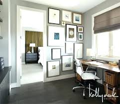 home office wall color ideas photo. Office Colors Ideas Paint Color Schemes Fair Home In Wall Photo R