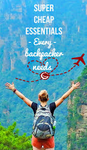 things every budget backpacker needs to before they leave gift ideas for travellers