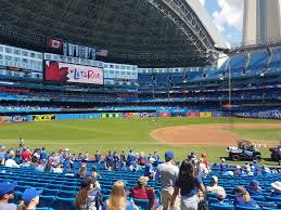 Rogers Centre Section 128 Toronto Blue Jays