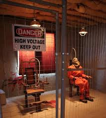 electric chair plans halloween. every year my wife and i throw a pumpkin carving party the weekend before halloween. we use our unfinished basement for event where have friends over electric chair plans halloween